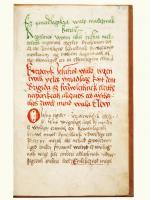 Gyöngyösi kódex f. 4r