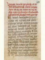 Kazinczy-kódex, f. 42r.