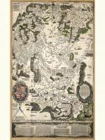 Lázár-térkép / Tabula Hungariae