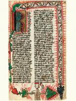 Müncheni kódex, 85r. János evangéliumának kezdete