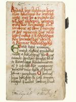 Nagyszombati kódex, f. 1r